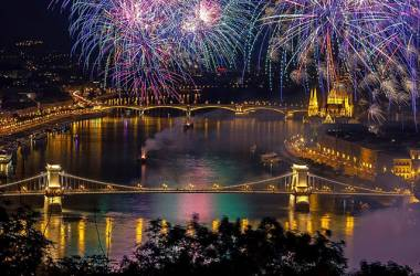 Budimpešta Nova Godina Putolovac