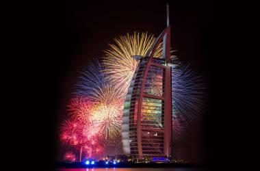 Nova godina Putolovac Dubai