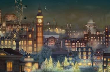 Advent London 4 dana Putolovac