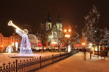 Advent Prag 3 dana Putolovac