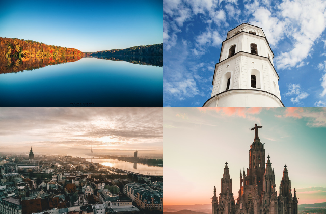 Najbolje litvansko mjesto za upoznavanje